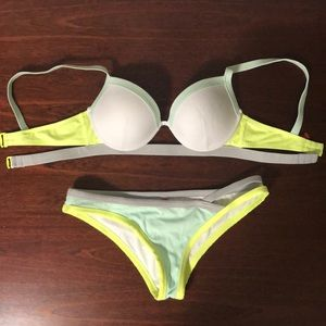 Victoria's Secret two piece bikini swimsuit